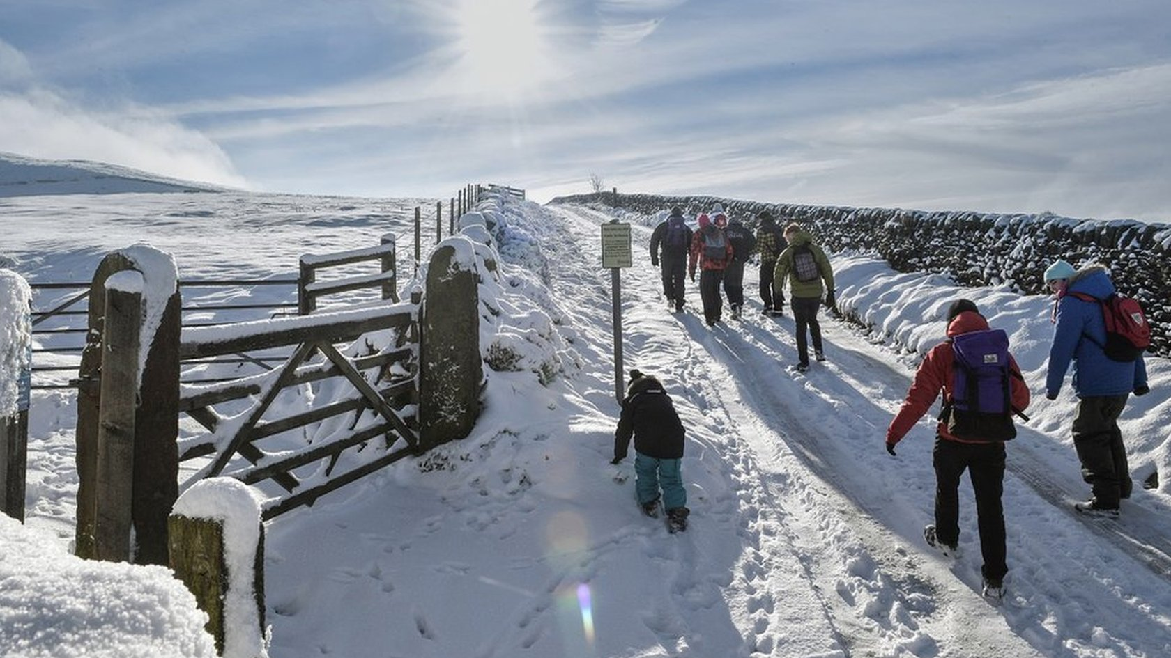 Britain to freeze this April according to UK weather forecast