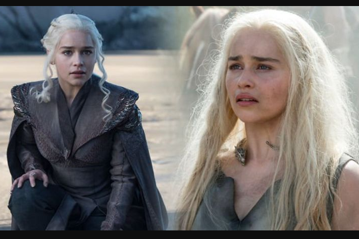 Game of Thrones Daenerys Emilia Clarke
