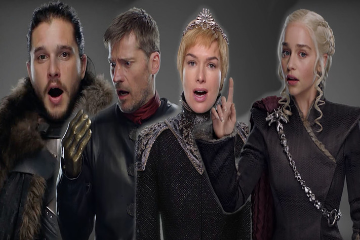Game of Thrones leaks and spoilers on Facebook and Twitte
