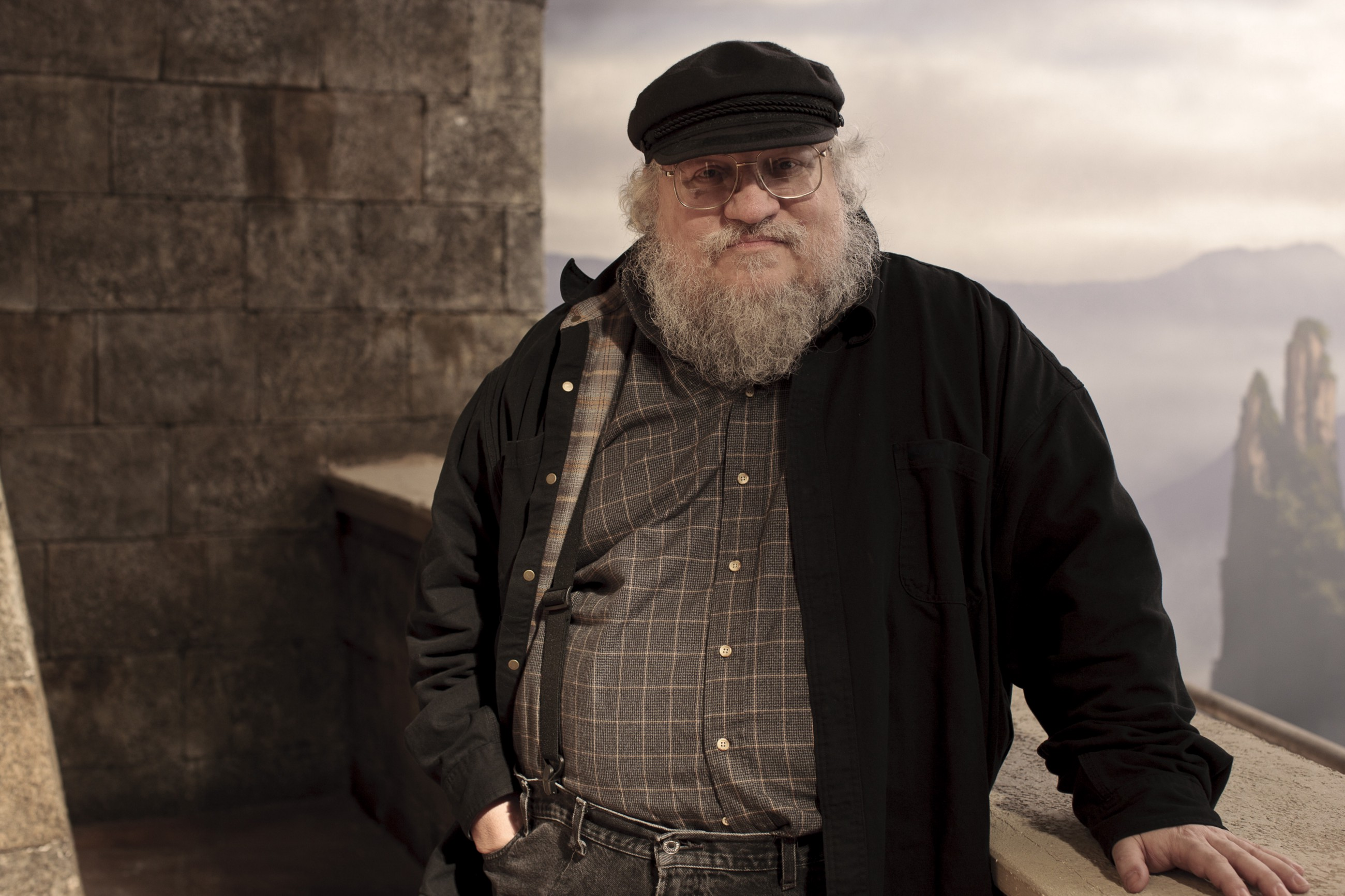 George RR Martin The Winds of Winter and A Dream of Spring