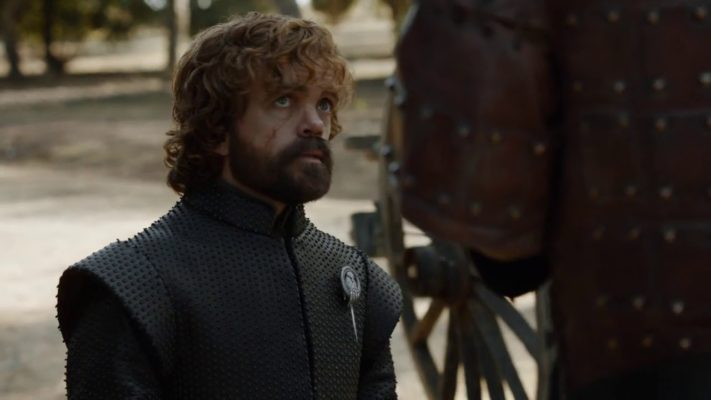 Game of Thrones season 8 spoiler theory Tyrion Lannister death