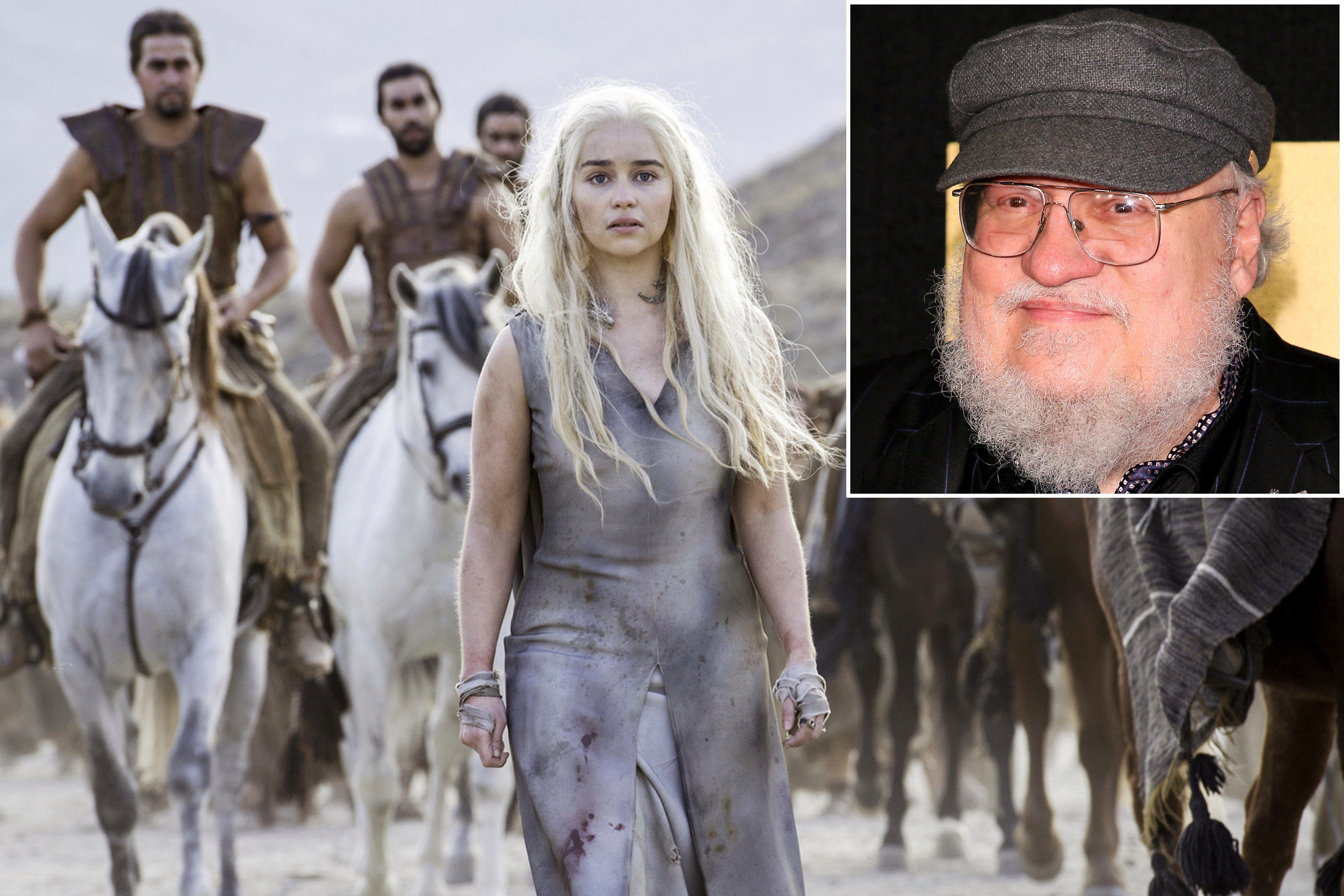 George RR Martin expresses opinion on the final season of Game of Thrones