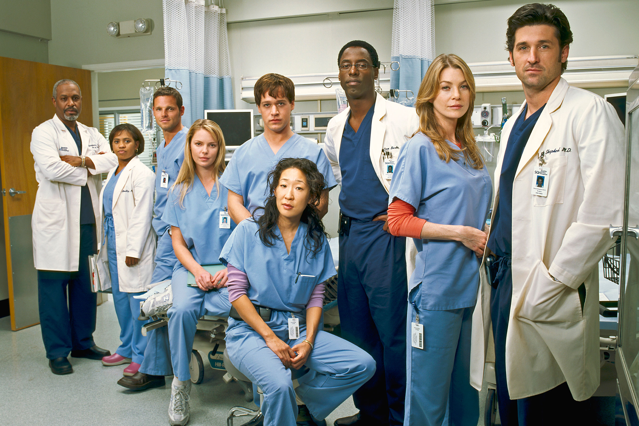 Grey's Anatomy climbs to No. 1 in Top Scripted