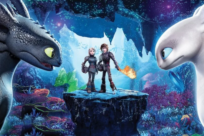 How to Train Your Dragon: The Hidden World netflix release date