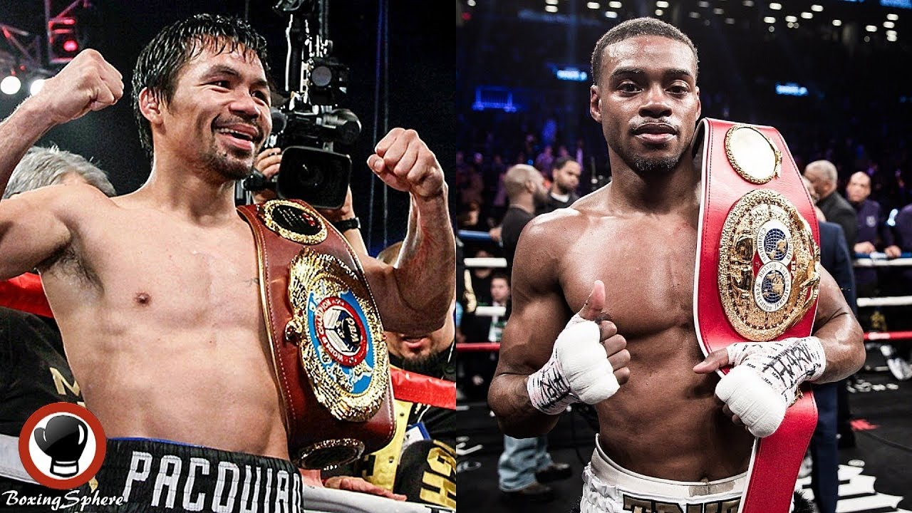Pacquiao and Spence set to face each other in July as details get fleshed out