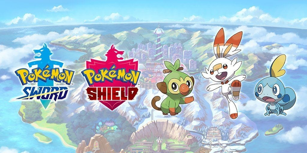 Pokémon Sword and Shield release date trailer