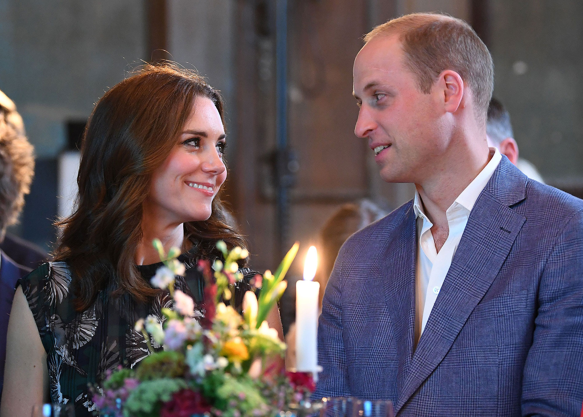 Prince William and Kate Middleton divorce