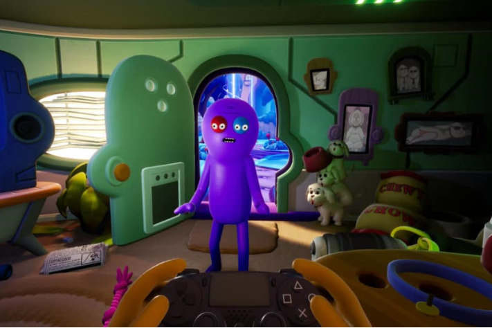 Rick and Morty creator Justin Roiland game Trover Saves The Universe