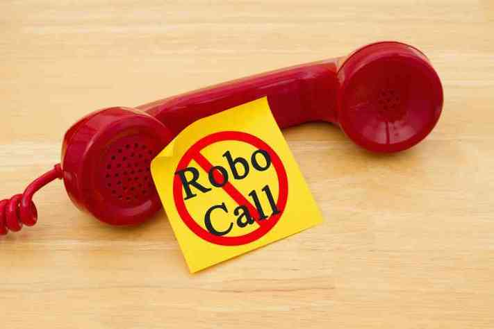 Verizon, AT&T, T-Mobile Sprint Robocalls block app
