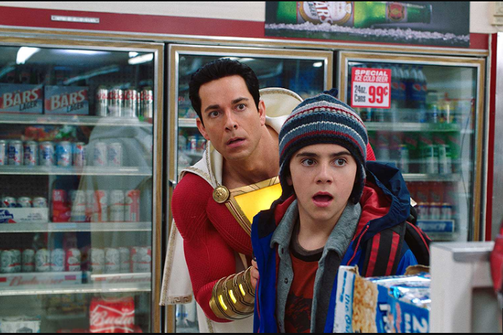 Shazam Review Roundup Critic Reviews Audience Reviews