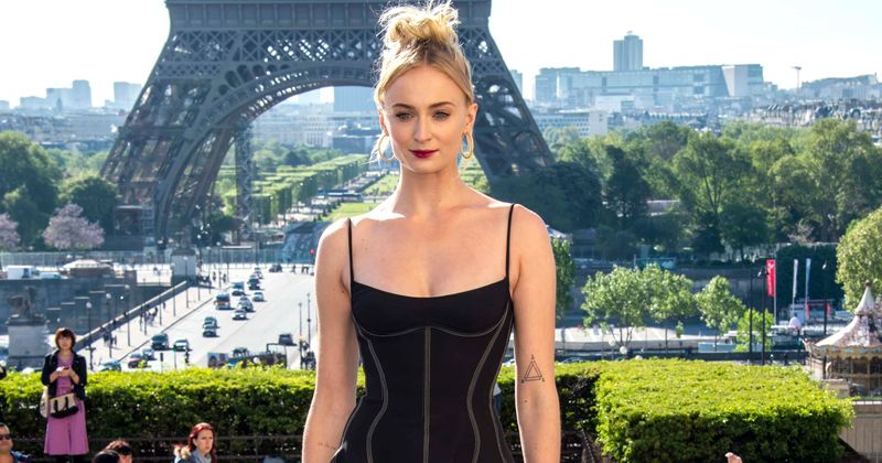 Sophie Turner at X-Men- Dark Pheonix .jpeg
