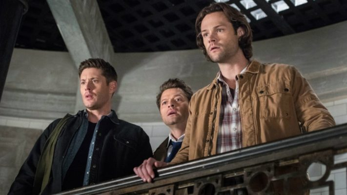 Supernatural season 15 release date