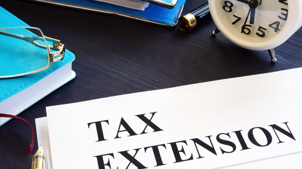 Tax 2018: how to get tax extension