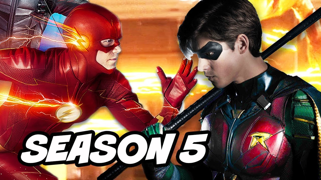 The Flash Season 5 Episode 20: here is what you can expect