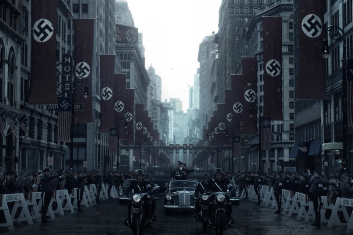 The Man In The High Castle season 4 release date cast