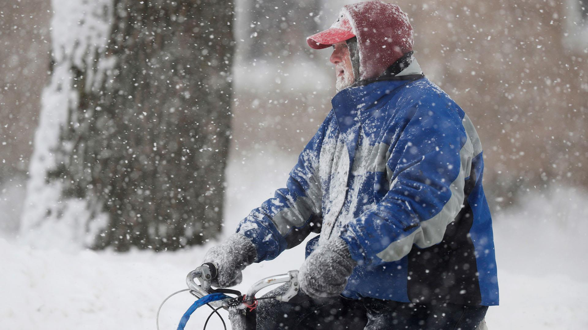 US to brace more after the winter storm