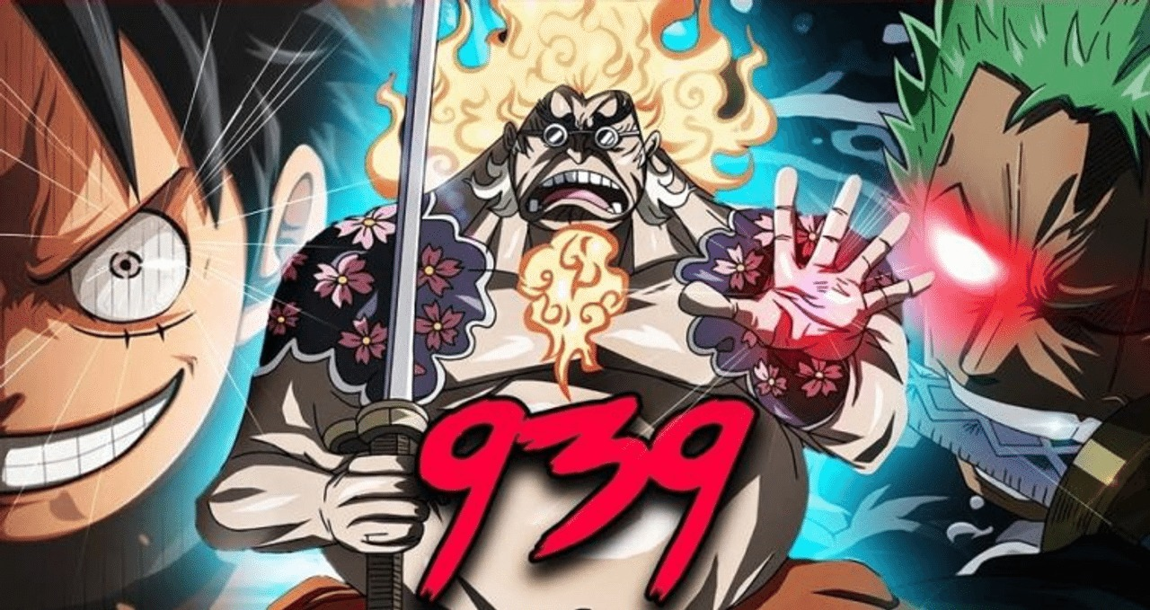 New One Piece Chapter 939 spoilers reveal Luffy's next battle