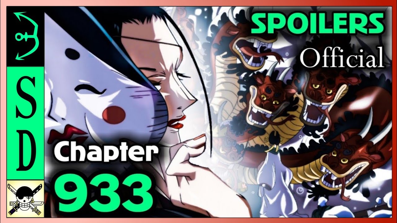 One Piece 939 chapter spoilers, release date and plot