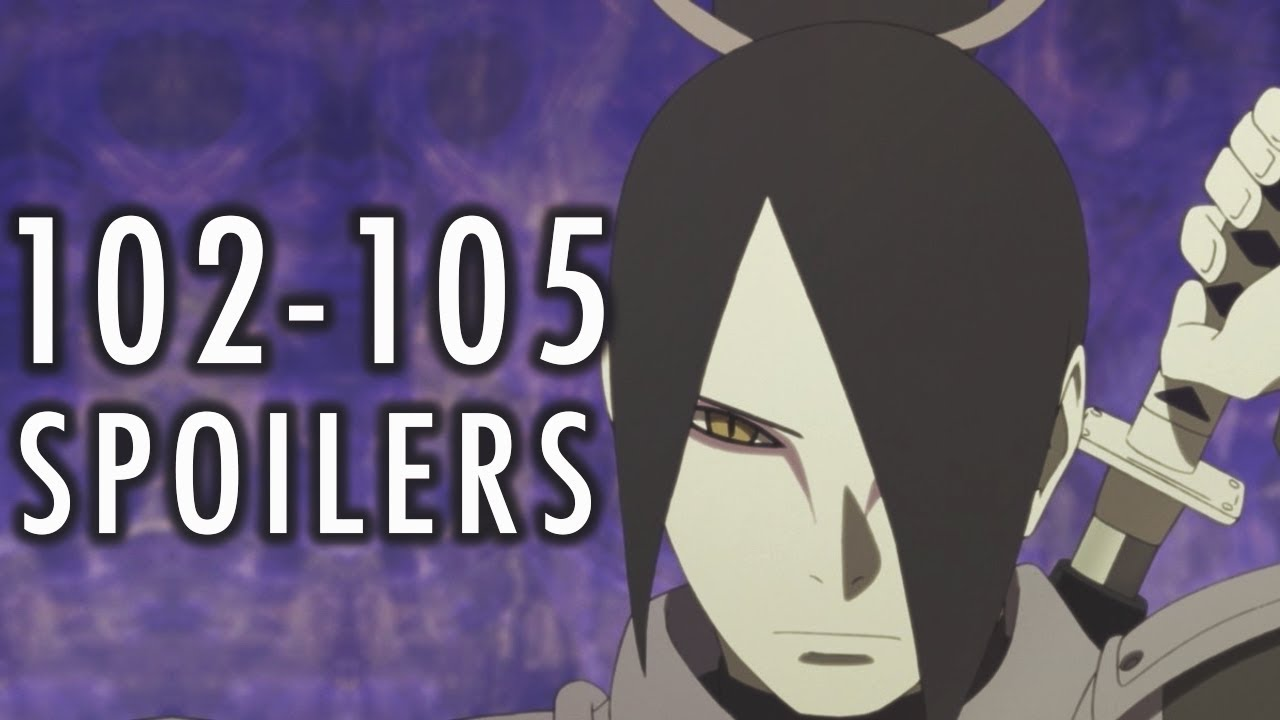Boruto Episode 102 spoilers, release date and new leaks