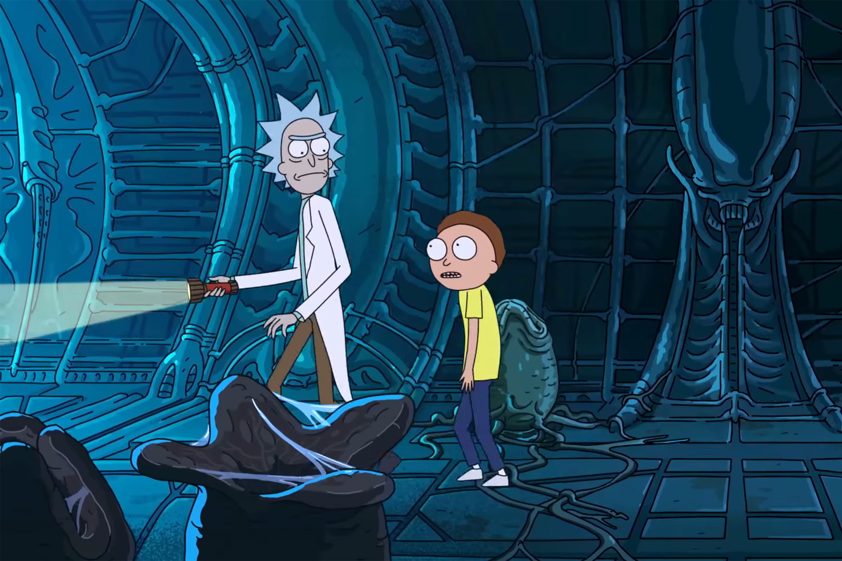 Rick and Morty season 4 release date progress report: When is episode 1 airing?