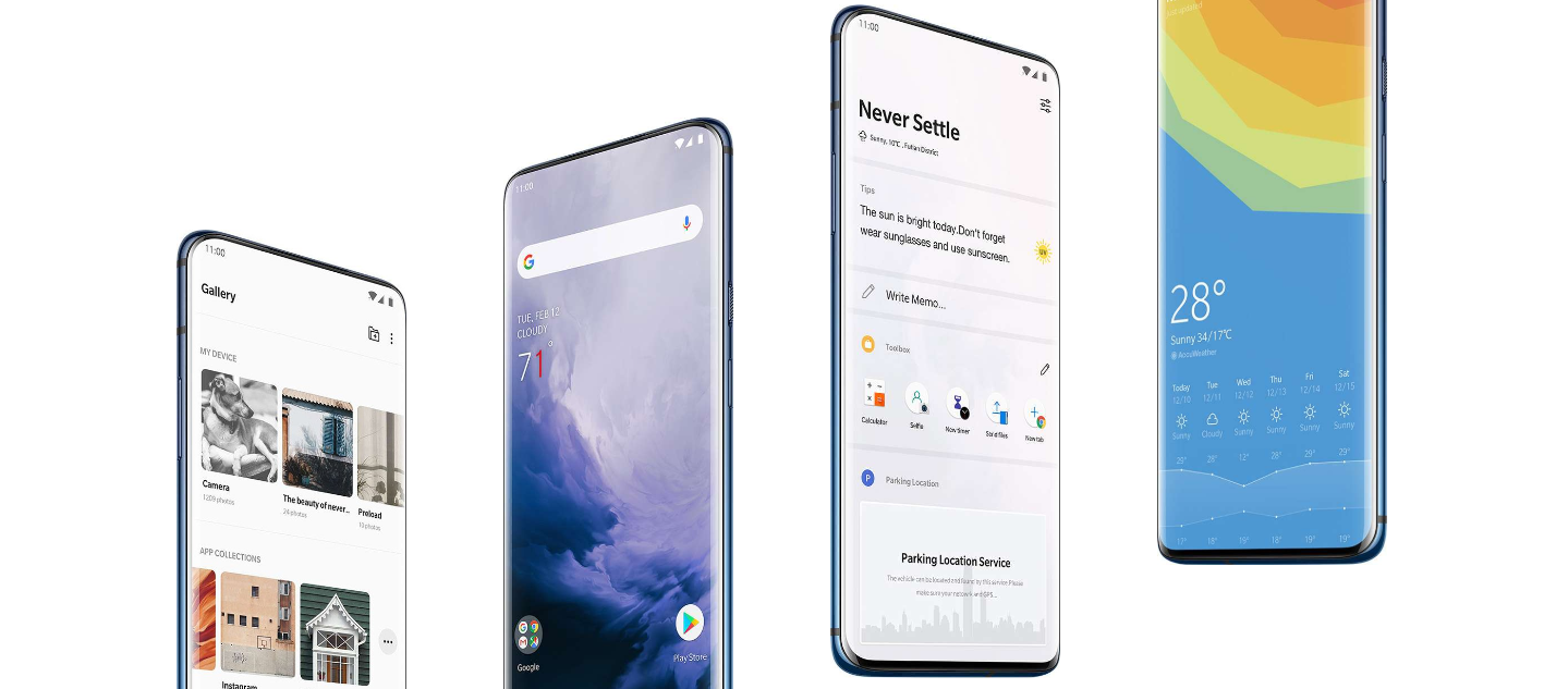OnePlus 7 OnePlus 6T deal