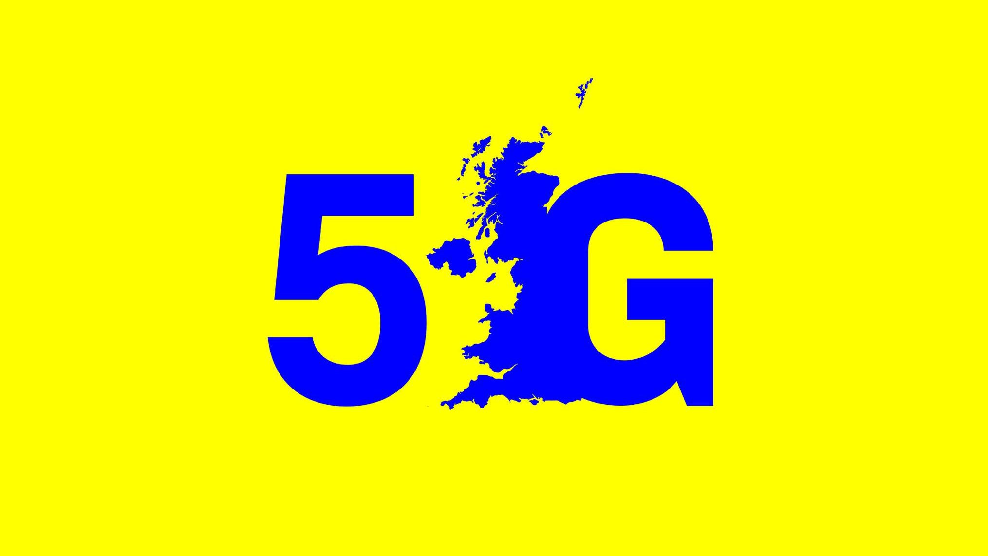 UK 5G roll-out