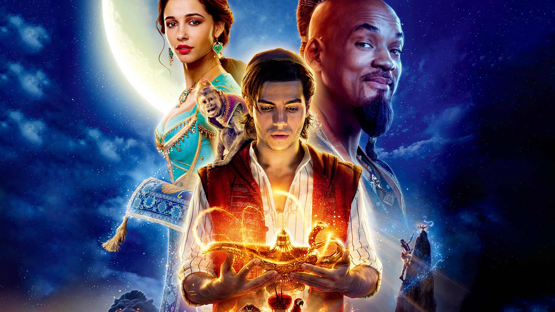 Aladdin ending explained sequel 2 genie