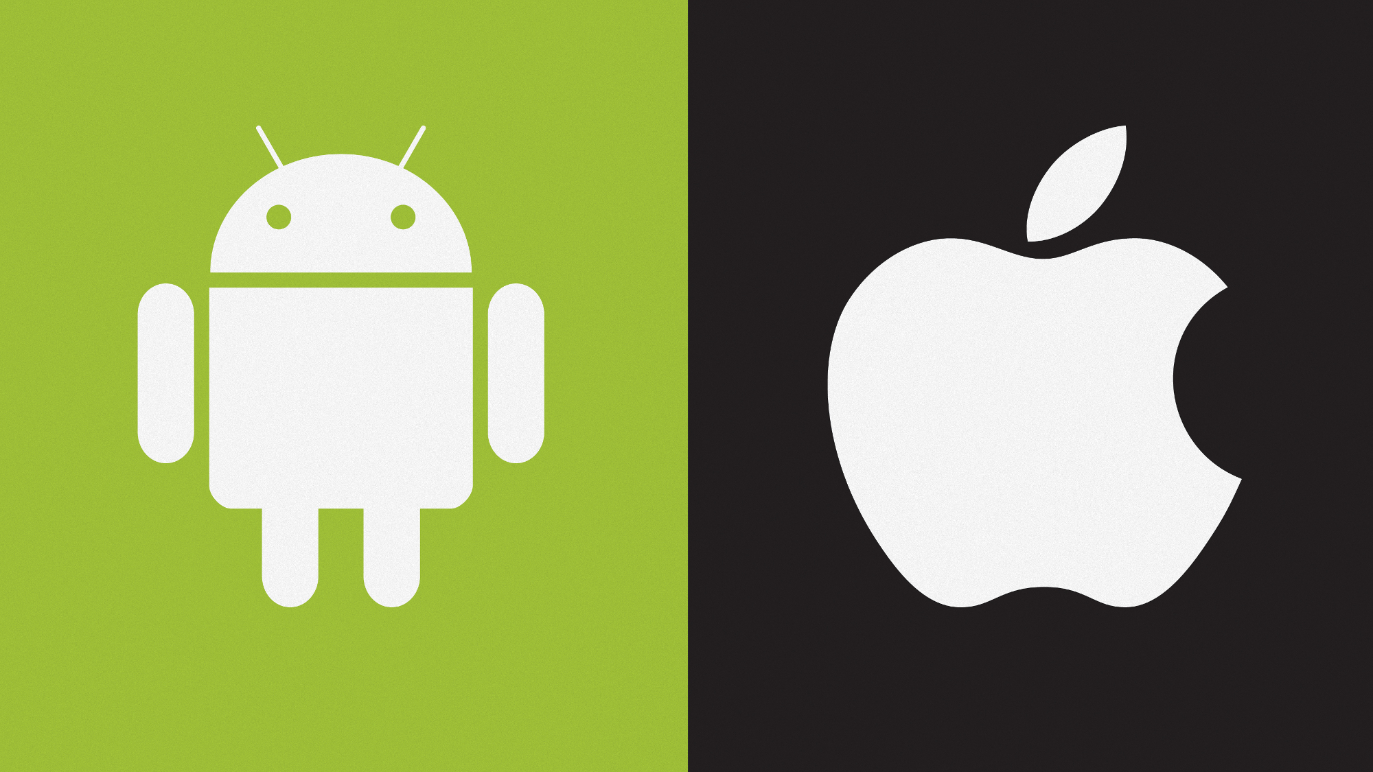 Android vs iOS user reaction