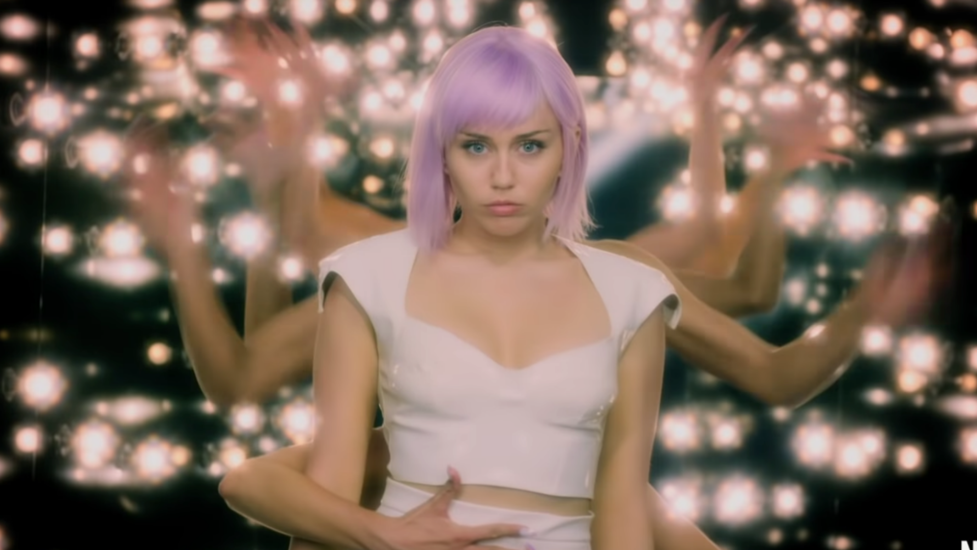 Black Mirror season 5 episode cast Miley Cyrus