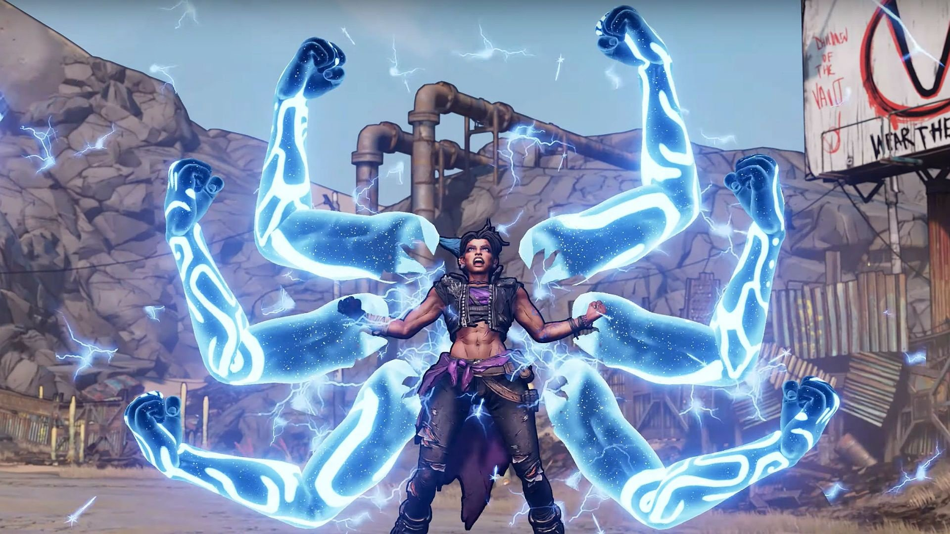 Borderlands 3 release date whats new