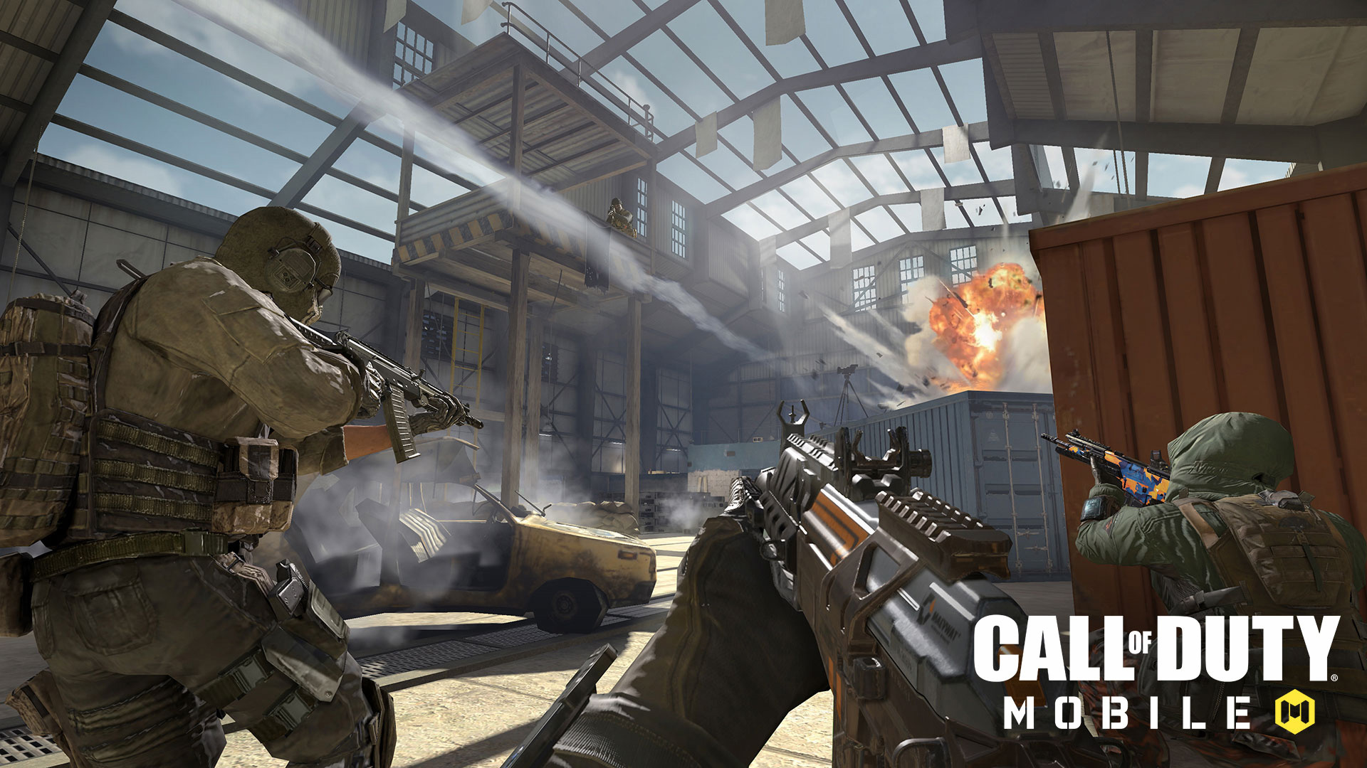 Call of Duty Mobile release date Android iOS