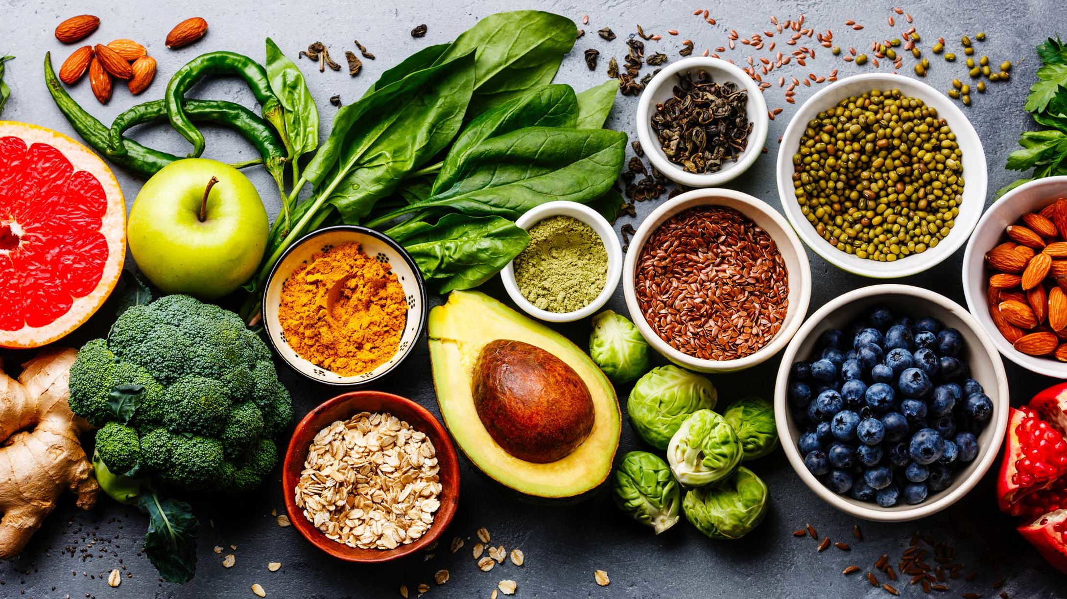 Cancer and diet food