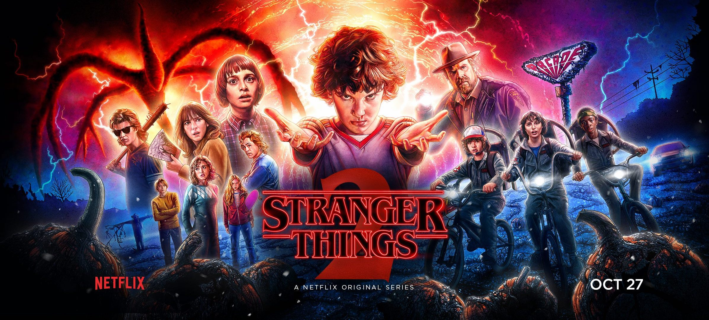Netflix Stranger Things Season 3 release date, cast