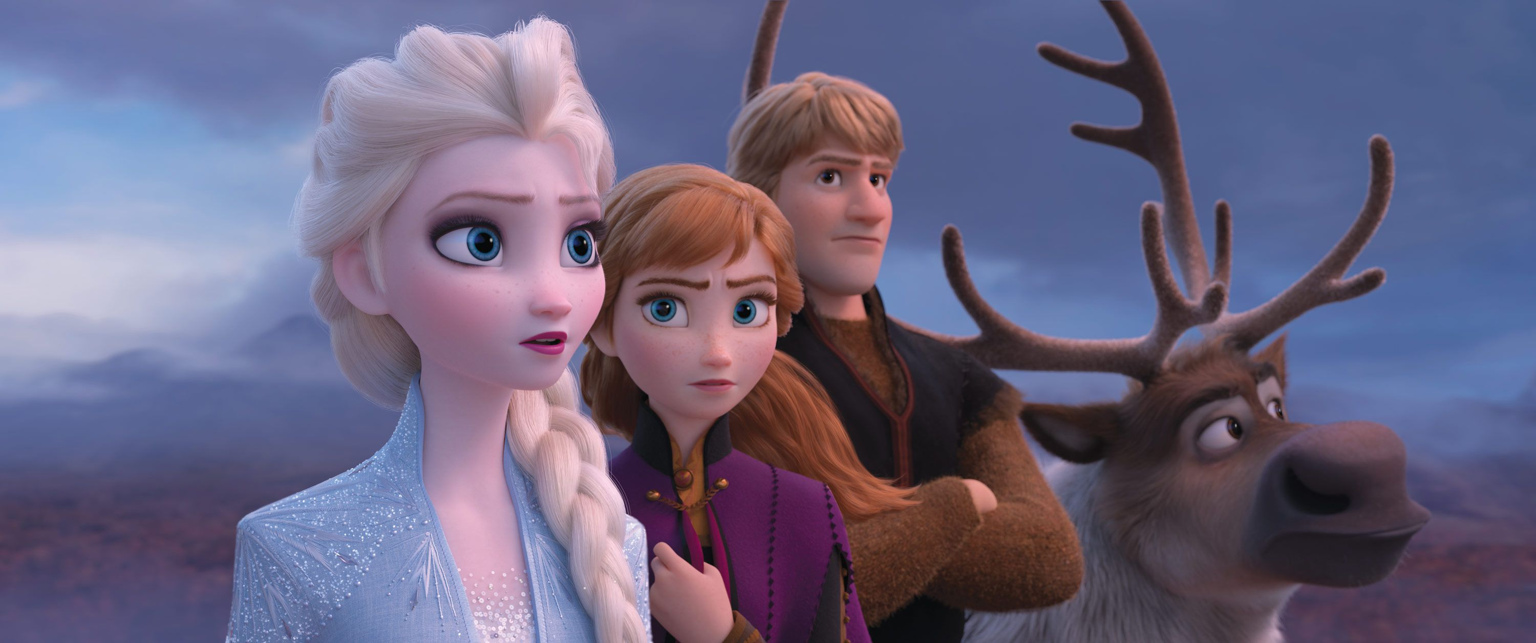 Frozen 2 release date cast plot