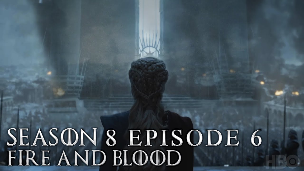 Game of Thrones Season 8 Episode 6 discussion Twitter