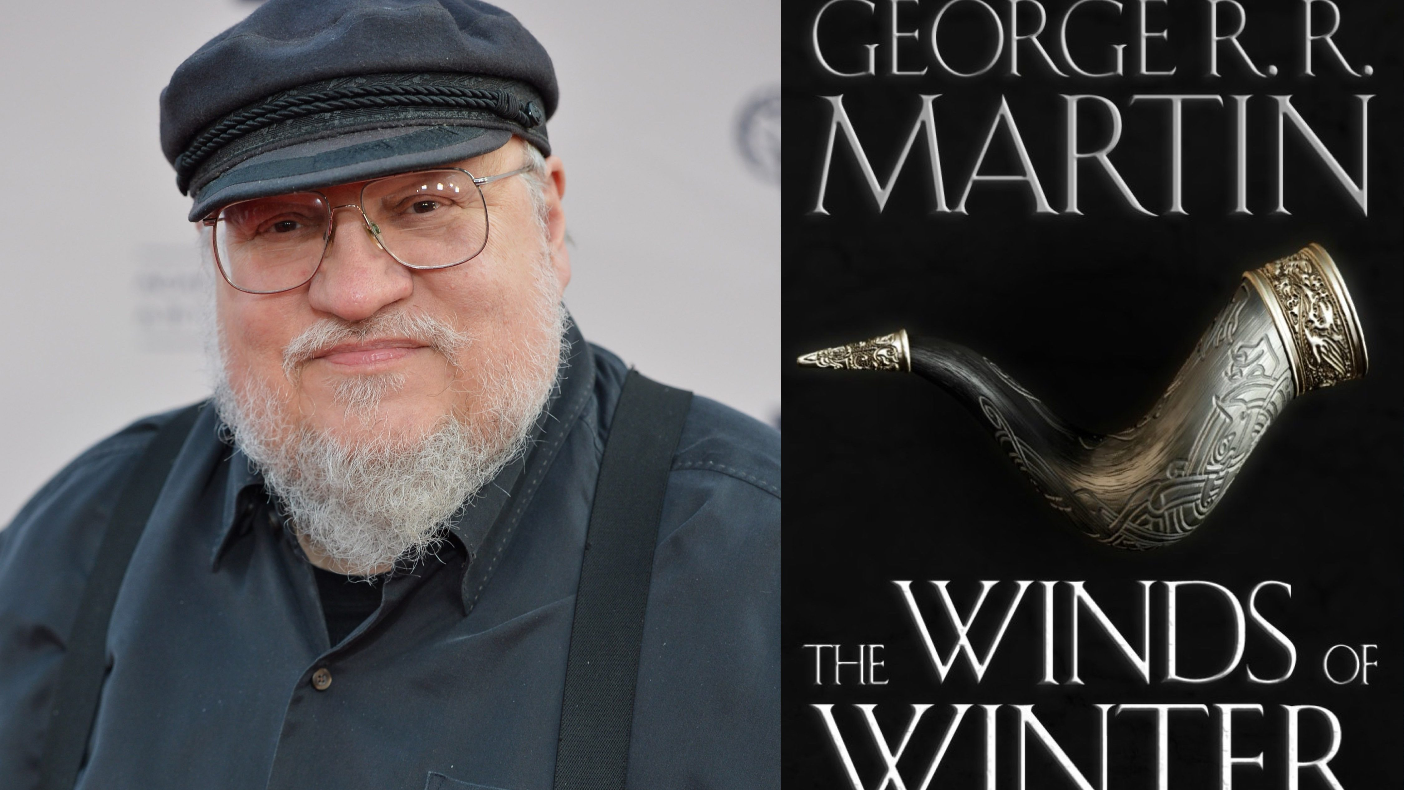 George RR Martin winds of winter release date update Game of Thrones books