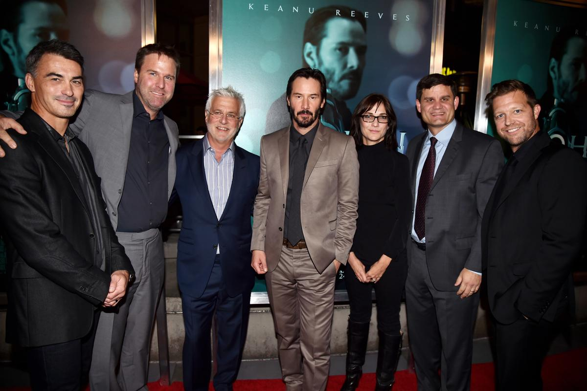 John Wick movies Chapter 4 release