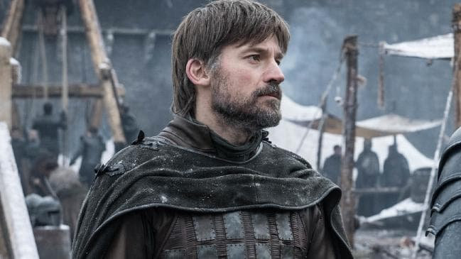 Jaime Lannister Brienne of Tarth on Game of Thrones