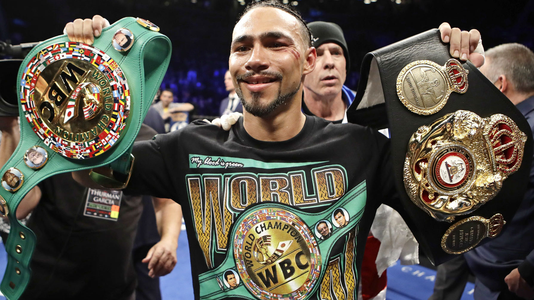 Manny Pacquiao vs Keith Thurman Match Date