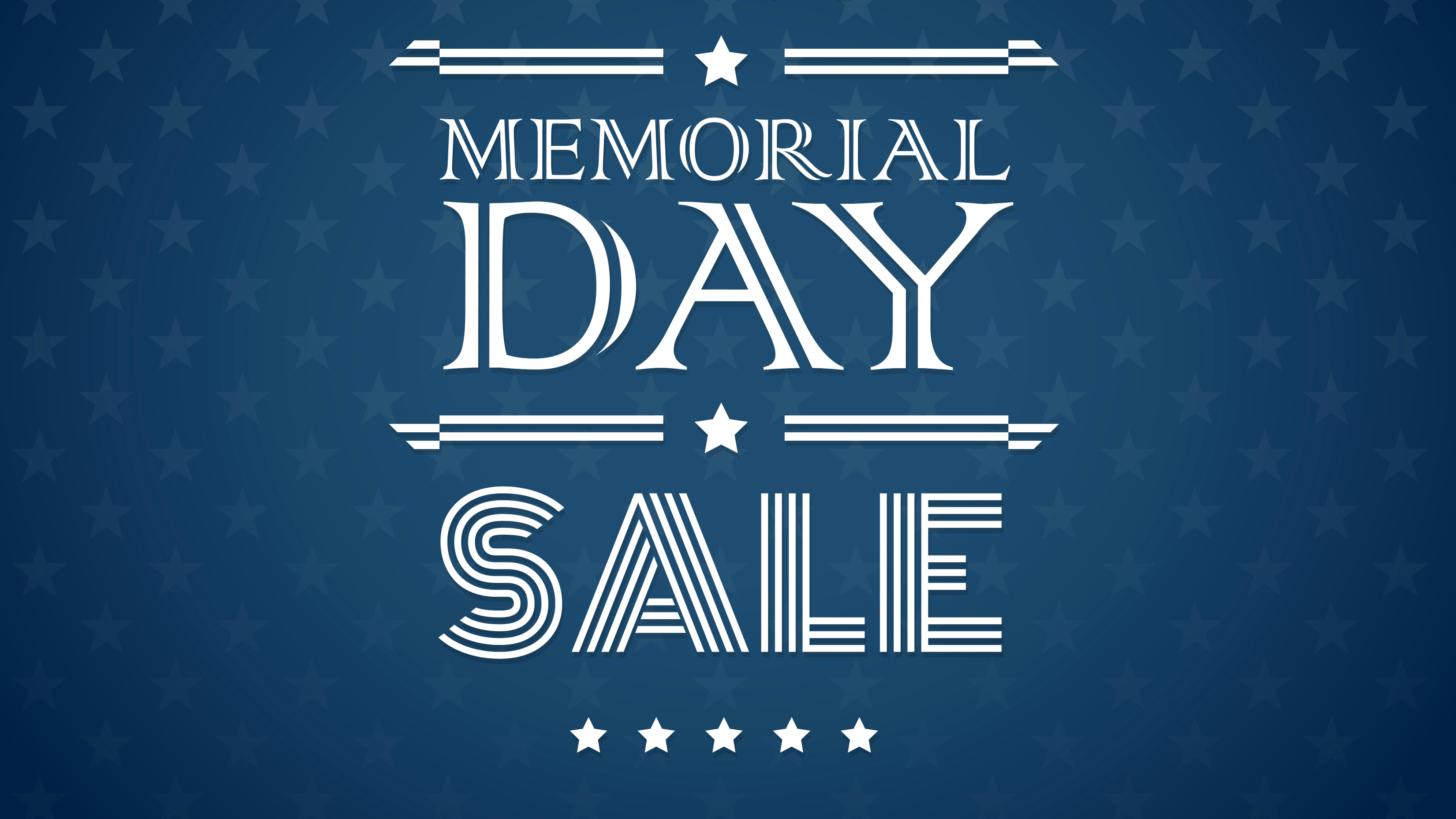 Memorial Day 2019 sale offer discount