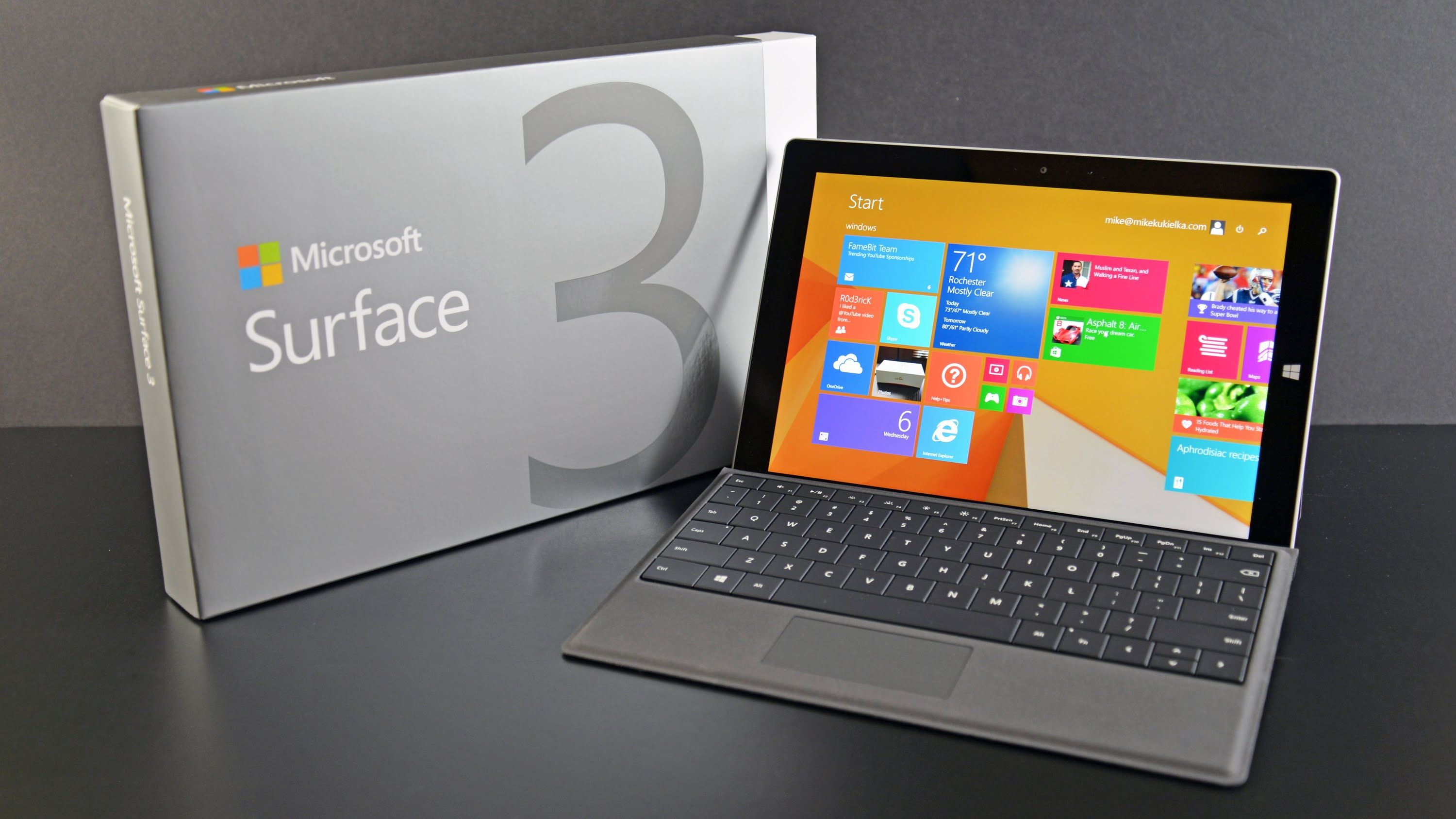 Microsoft Surface Book 3 specs price release date