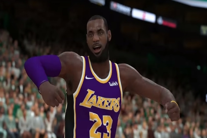 NBA 2K20 Features