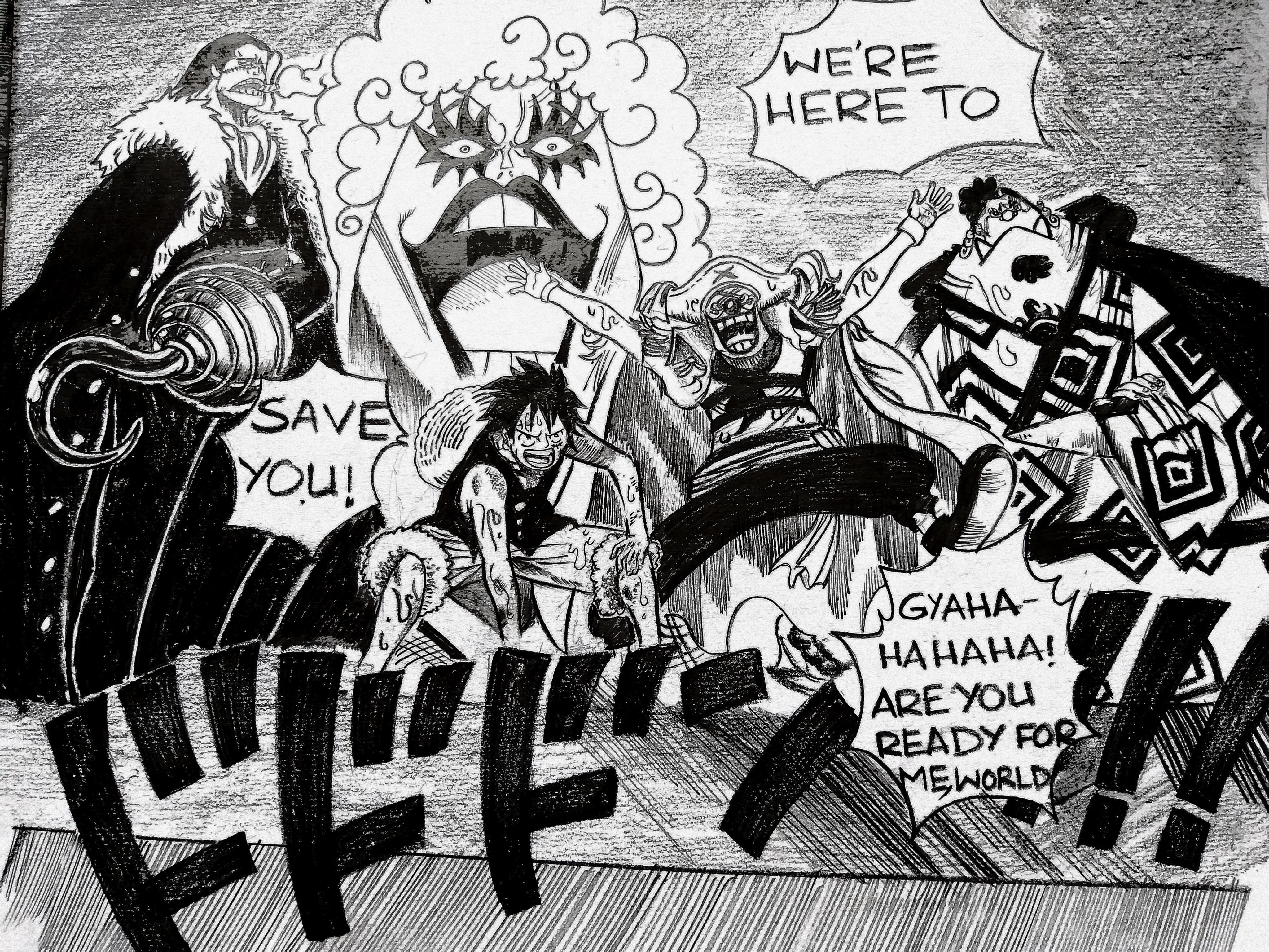 One Piece chapter 943 manga spoilers release date