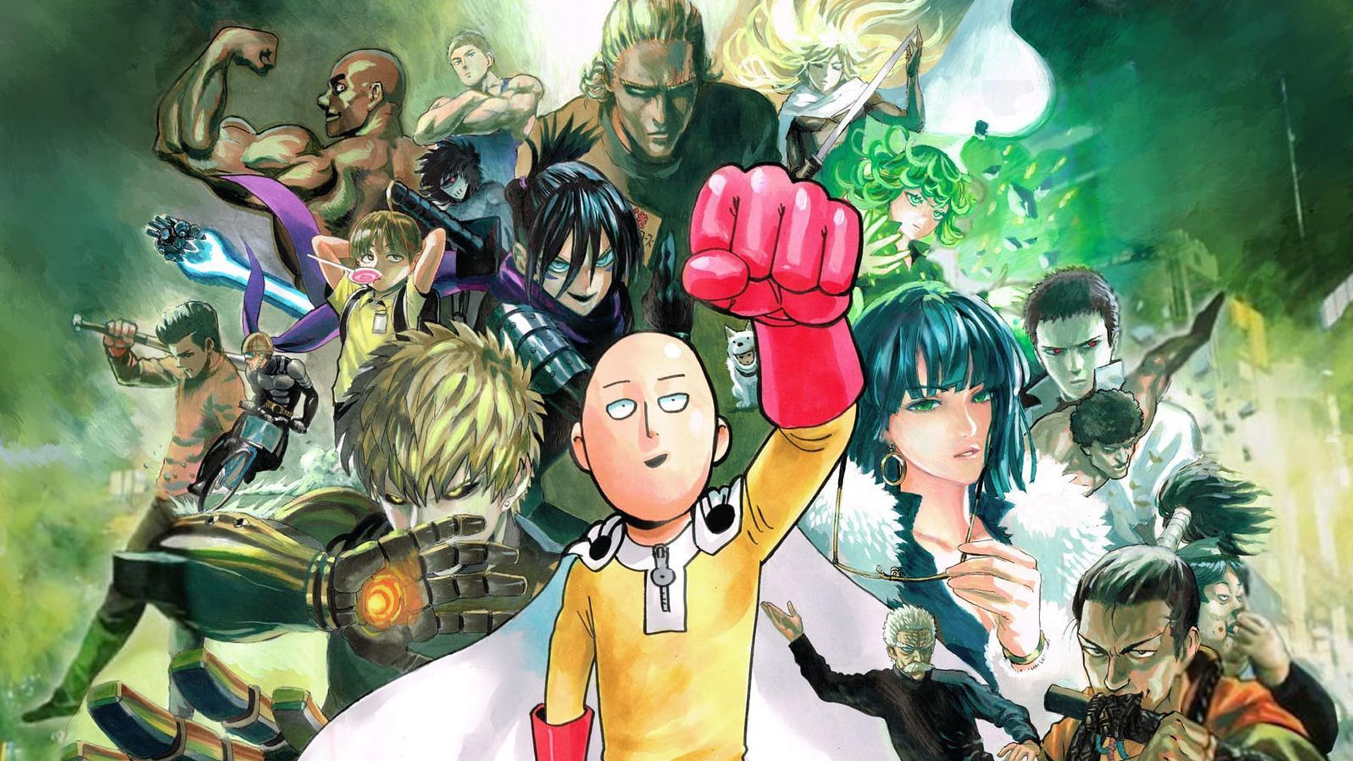 One Punch Man season 2 episode 7 online streaming release date