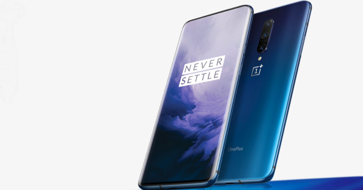 OnePlus 7 Pro iPhone XS Samsung Galaxy S10 comparison
