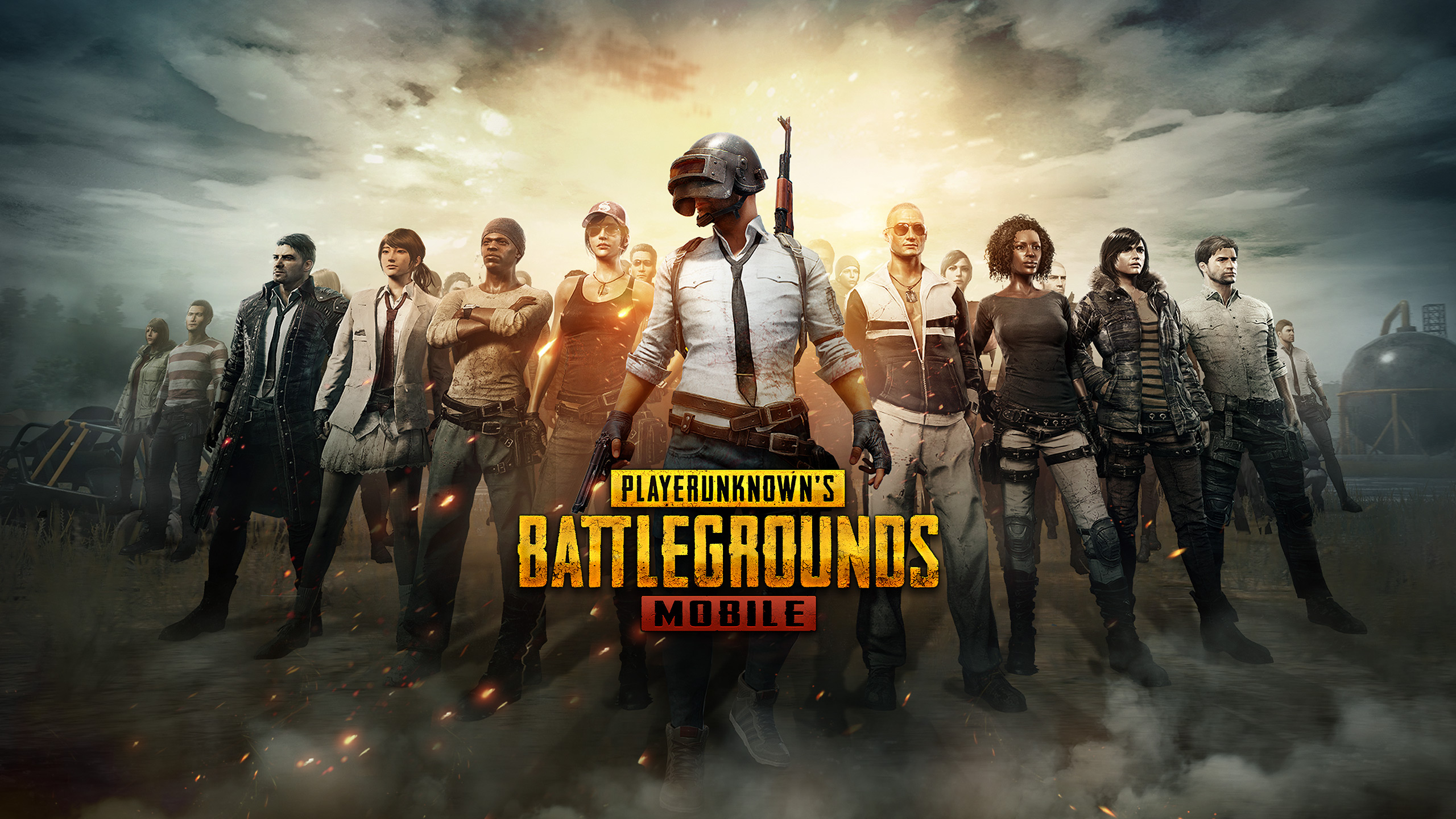 PUBG Mobile companion places