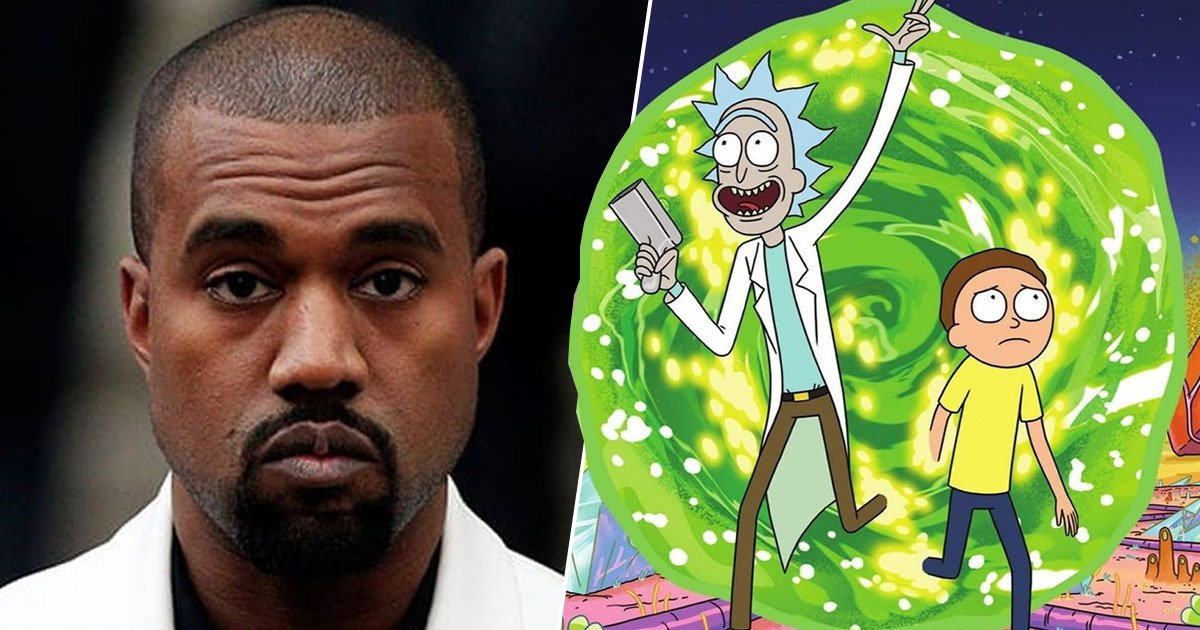 Rick and Morty season 4 episode Kanye West