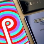 Samsung Galaxy Android Pie update
