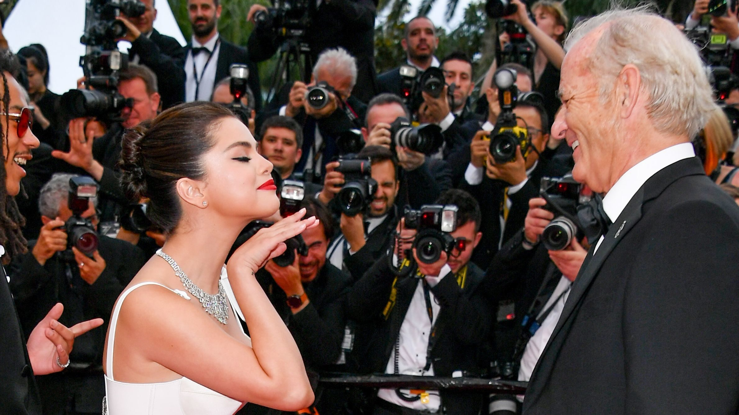 Selena Gomez Bill Murray marriage