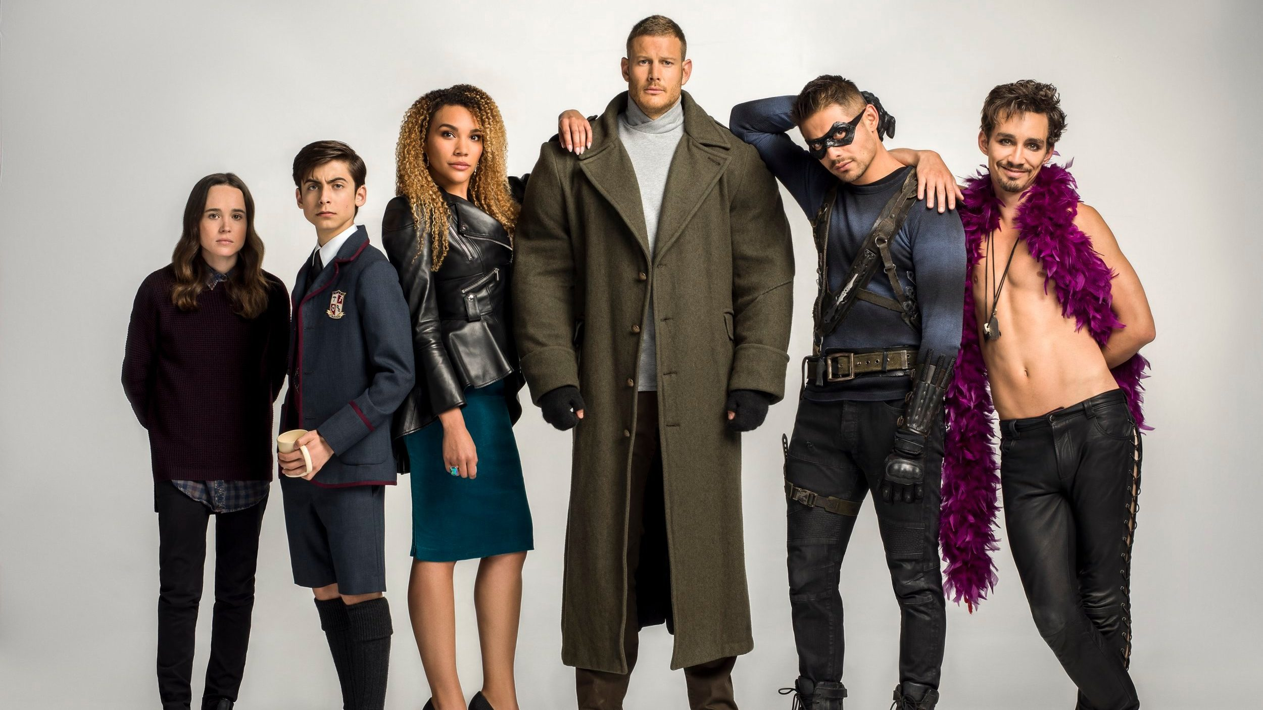The Umbrella Academy season 2 Netflix release date